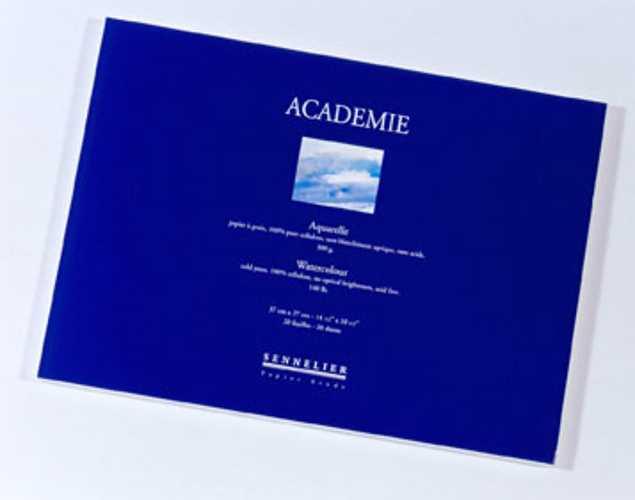 """Blocchi Acquerello """"Académie"""" 0"""