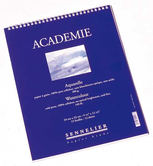"Album Acquerello ""Académie"" 0"