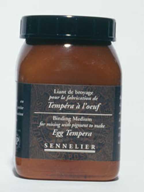 Legante di macinatura Tempera all''uovo 0