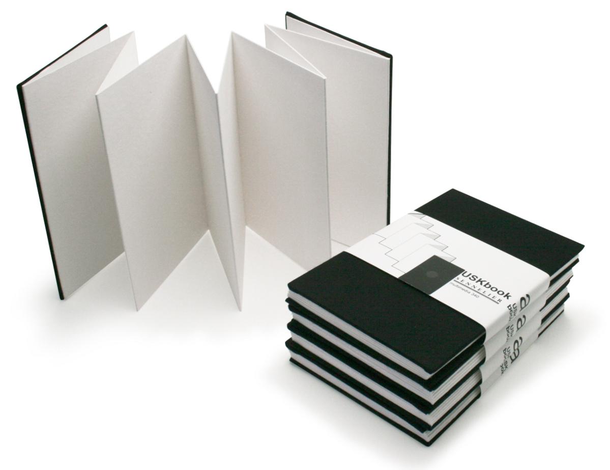 USkBook , il carnet che si espone.