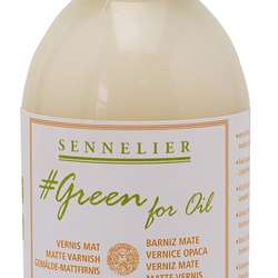 vernice opaca Green for Oil